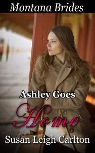 Ashley goes home