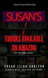 Susans Ebooks on Amazon