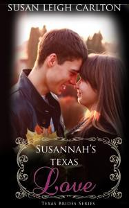 Susannah's Texas Love