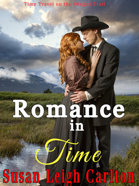 Romance in Time: A 4 book boxed set.