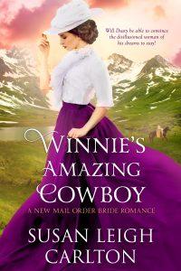 Winnie's Amazing Cowboy